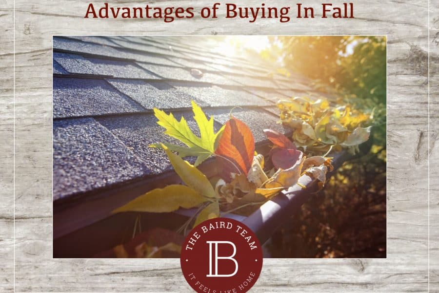 Why fall is a great time for homebuying