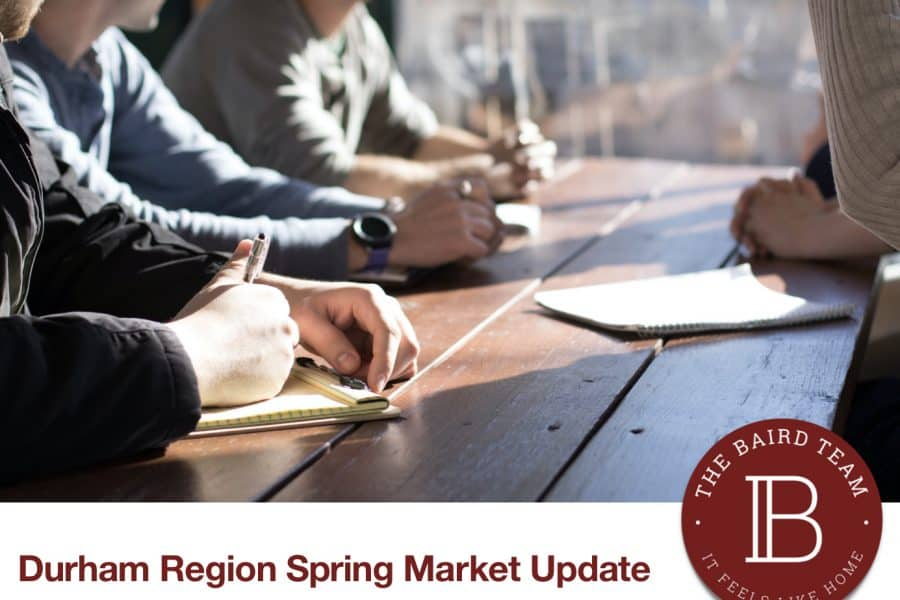 Durham Spring Market Update 2020 (April)