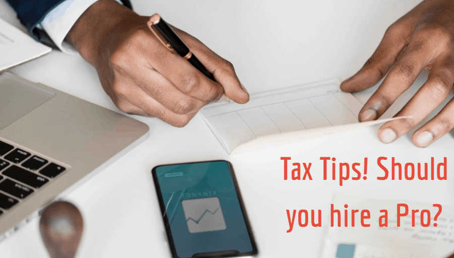 Should You Hire A Tax Pro?