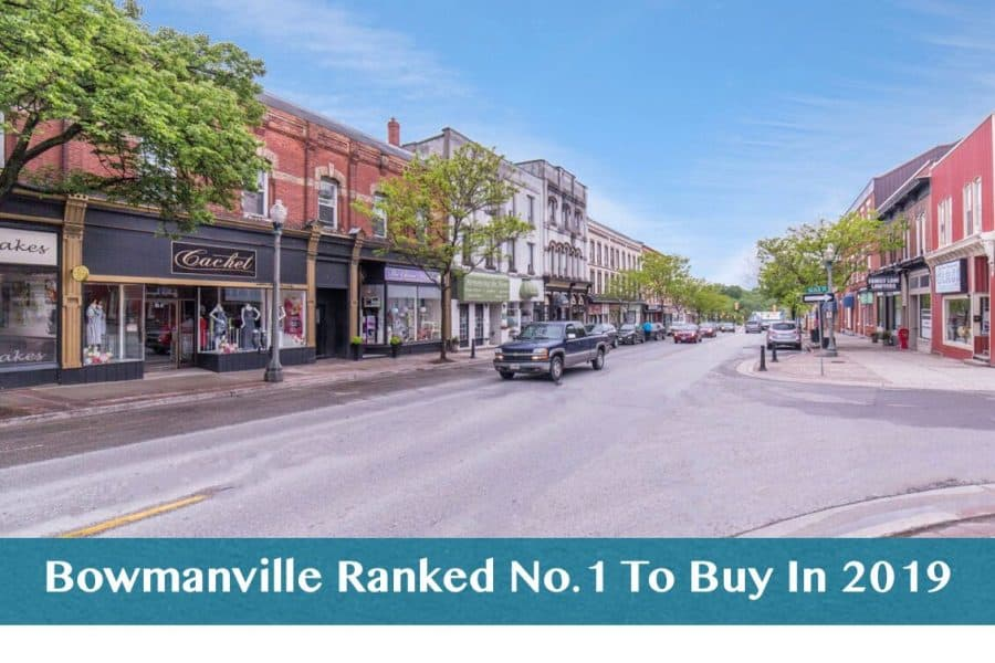 Bowmanville Ranked No.1 in Durham